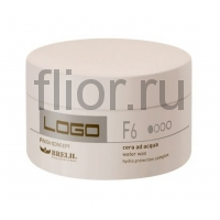 Brelil  Logo F6 Water Wax 100мл Воск
