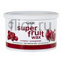 Super Fruit Wax Cranberry теплый воск